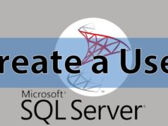 Create User in SQL Server