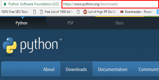 Download-Python