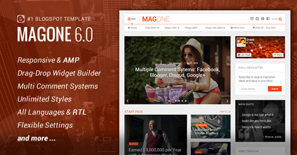 MagOne---Responsive-News-&-Magazine-Blogger-Template