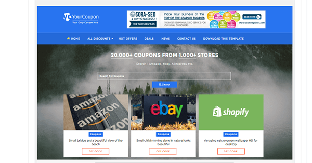 Your-Coupon-Free-Blogger-Template