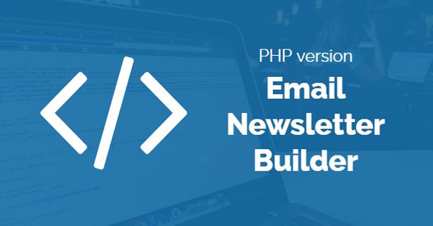 Email-Newsletter-Builder---PHP-Version
